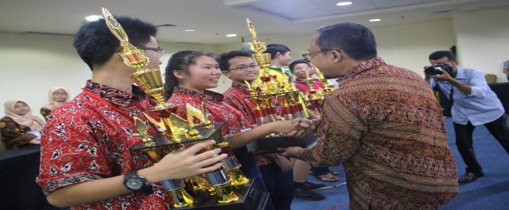 OSN  Propinsi  Banten, 21 April 2018