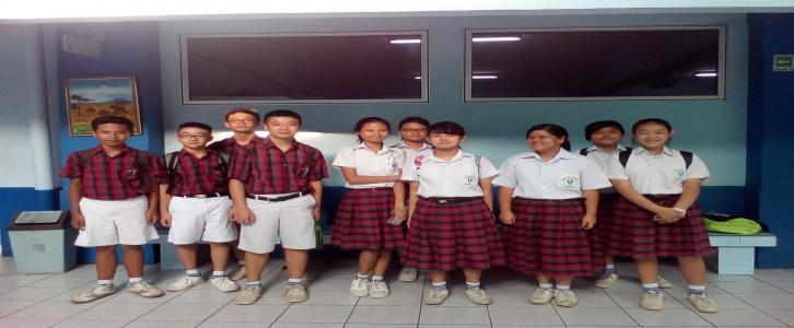Kontingen Ostarnas SMP Tarakanita 2 Jakarta Tahun 2017