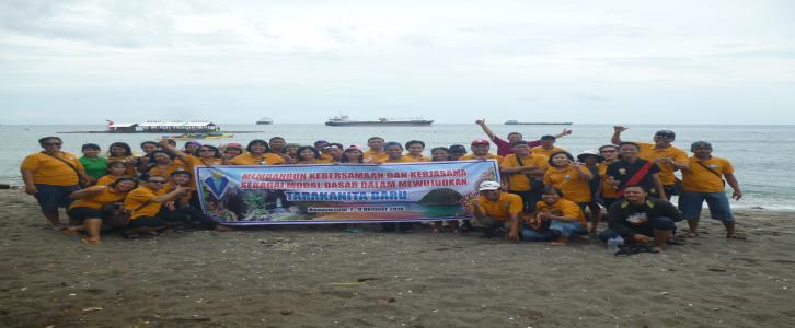 Wisata Rohani Karyawan SD Santo Carolus Surabaya