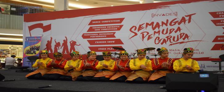 Performance di Pluit Village mall