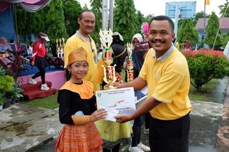 Lomba Senam Poco-Poco Nusantara
