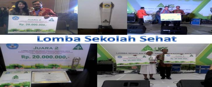 JUARA II LSS 2014SD TARAKANITA SOLO BARU KATEGORI THE BEST ACHIEVEMENT