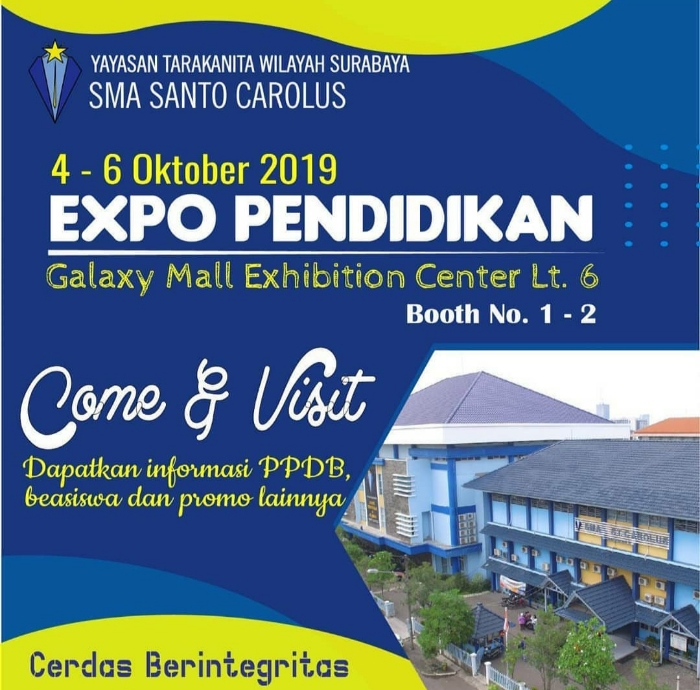 EXPO PENDIDIKAN GALAXY MALL