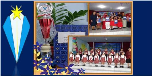 Juara 1 Paduan Suara TK Tingkat Kota Bengkulu