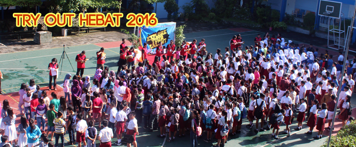 TRY OUT HEBAT 2016