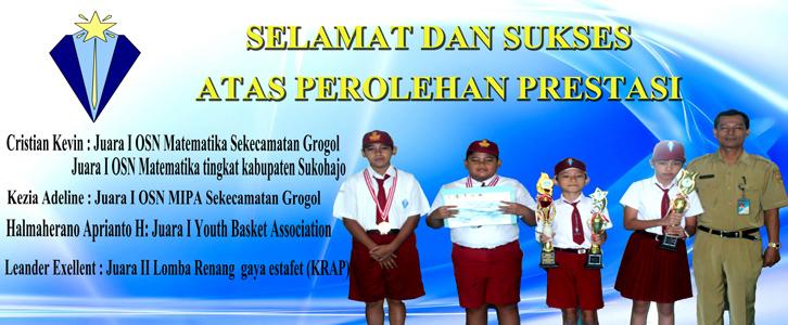 Selamat dan Sukses atas prestasimu