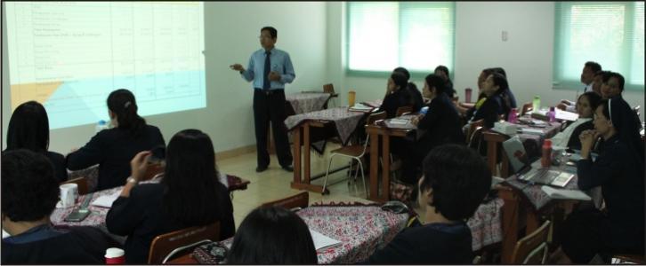 Workshop Keuangan