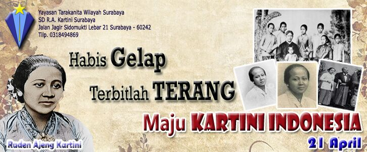 Hari Kartini 21 April 218