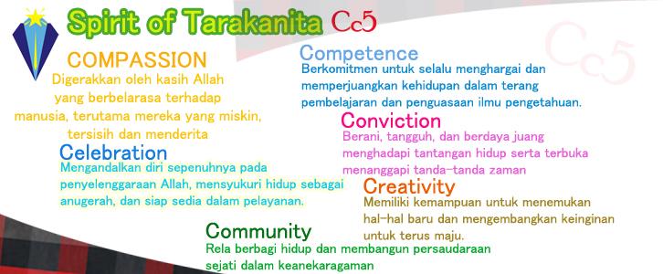 Spirit of Tarakanita