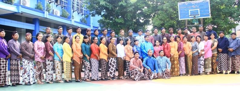 Guru dan Karyawan SMA Stella Duce 1 Yogyakarta 2014-2015