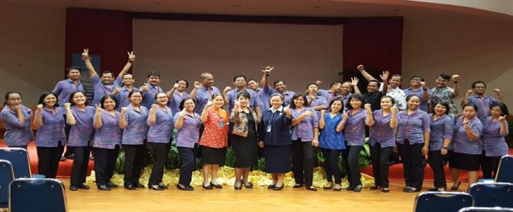 Pembinaan Guru Karyawan SMA Tarakanita 1