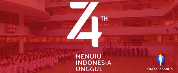 HUT Ke-74 Republik Indonesia