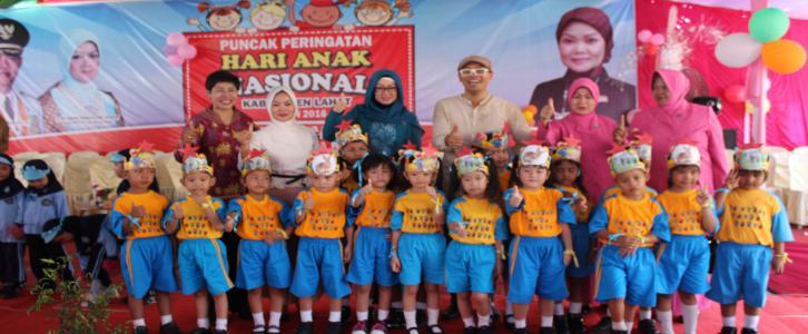 Memberi Kemerdekaan dan Kesempatan Anak dalam Berkreasi