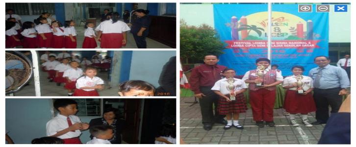 Masa Pengenalan Lingkungan Sekolah & FLS2N Jakarta Timur