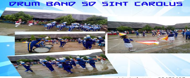 DRUM BAND SD SINT CAROLUS