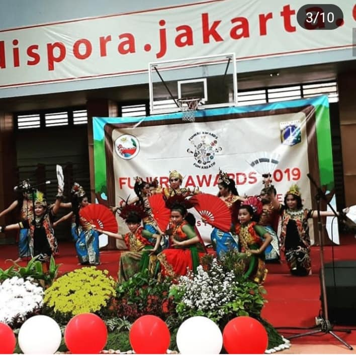 Masuk nominalsi 10 besar Funkre Award 2019 Wilayah Jakarta Timur