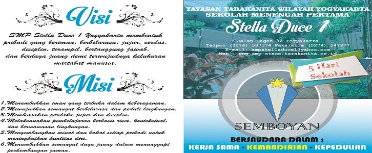 Penerimaan Siswa Baru SMP Stella Duce 1 Sudah di Buka!