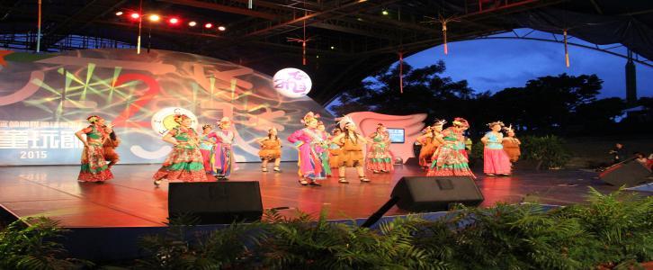 Misi budaya SMP Tarakanita 1 Jakarta ke Yi Lan, Taiwan