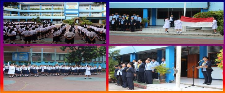 UPACARA HARI PERTAMA TAHUN AJARAN BARU 2015/2016