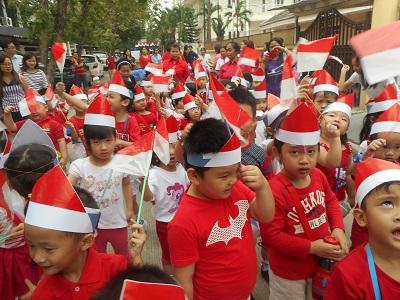 Hari  Ulang Tahun Kemerdekaan Indonesia ke 71 Tahun