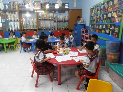 Tk Tarakanita 5 Jakarta Anak Khususnya Kelompok Hari Tanggal 11